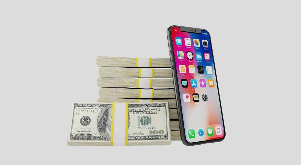 携帯とお金